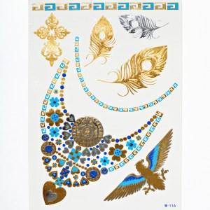 Flash Tattoos - Apache Prinses
