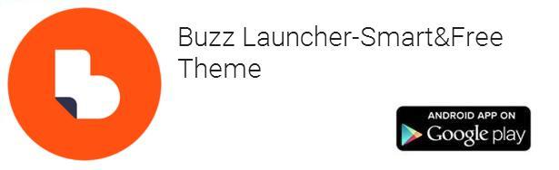 BUZZ best launcher