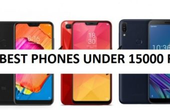 Best Phones under 15000 Rs in India - Editors Choice 2018 9