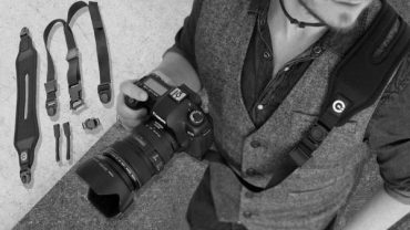 Best DSLR Camera straps in India which suits your Style 2