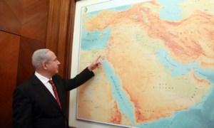 netanyahu-map