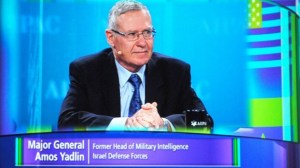 Fmr. IDF intel chief Amos Yadlin.