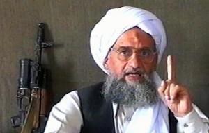 Ayman al-Zawahiri, the Egyptian-born leader of al Qaeda.