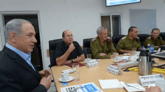 Netanyahu meets with his top advisors to decide next steps in Gaza.Netanyahu meets with his top advisors to decide next steps in Gaza.