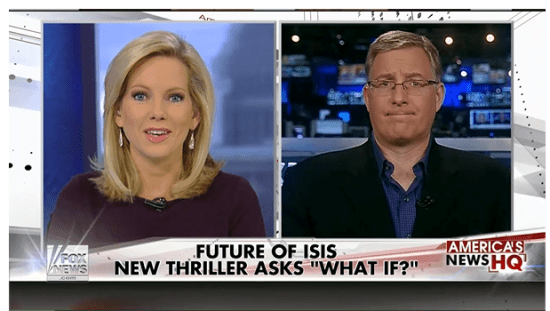 Are U.S. and Western political leaders too complacent about defeating ISIS? Shannon Bream interviews me on Fox News.