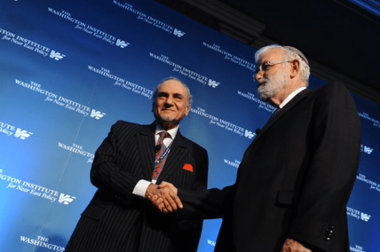 WINEP-Handshake-Turki-Amidror