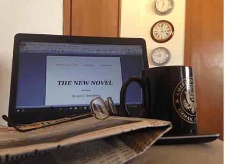 newnovel-starting