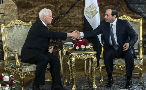VP-Sisi-handshake-Jan2018