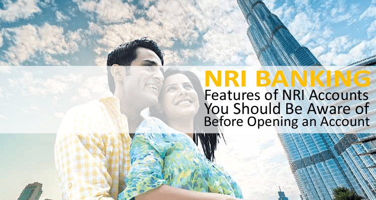 Features of NRI Accounts