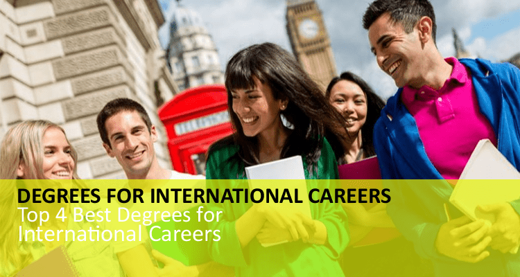 Degrees for International Careers