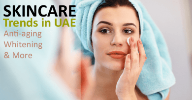 Skincare Trends in UAE