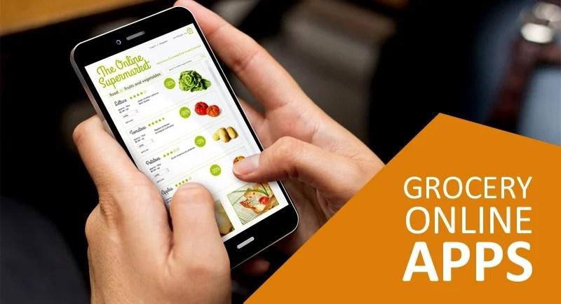 online Grocery Apps in Dubai