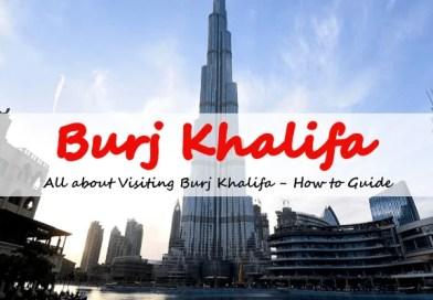 Visit Burj Khalifa Guide
