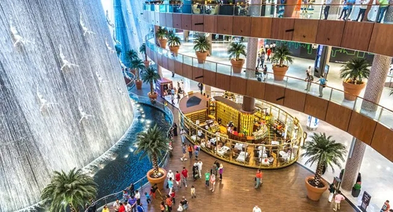 Dubai Shopping Malls