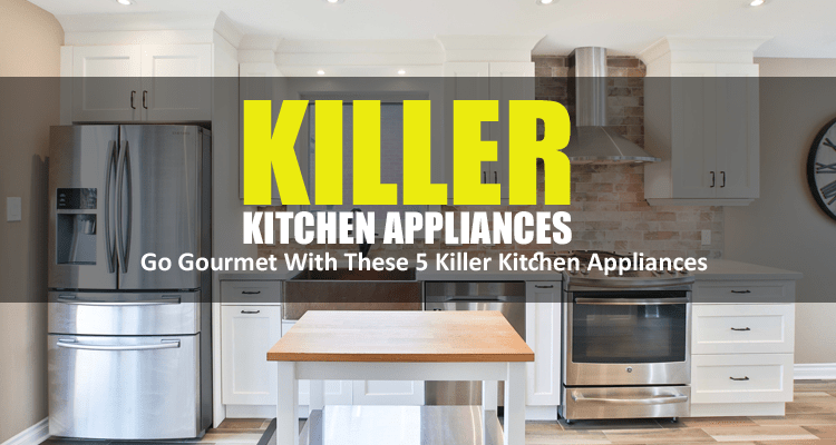 Kitchen Appliances in Dubai