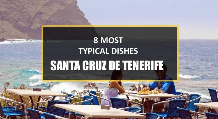 Santa Cruz De Tenerife Dishes