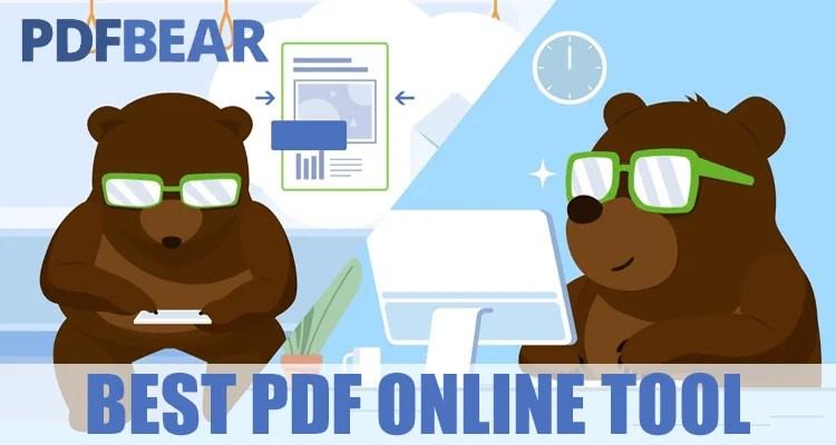 best pdf online tool