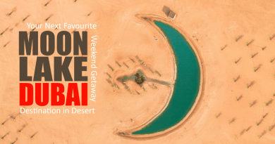 Moon Lake Dubai