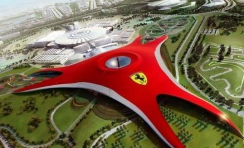 Ferrari-Theme-Park