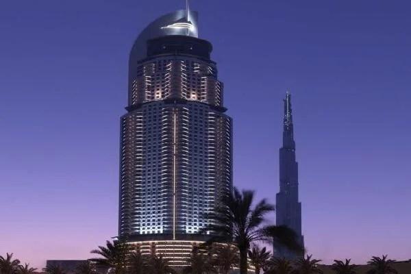 The Address Downtown Burj Dubai