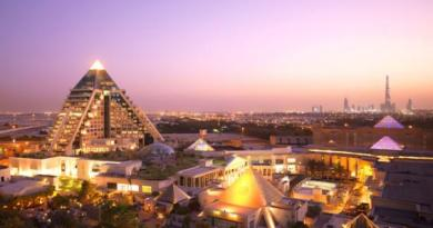 top 10 luxury hotel in dubai