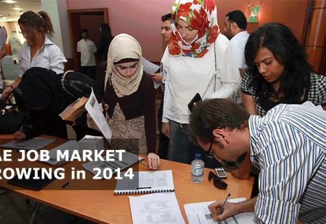 UAE Job Market 2014