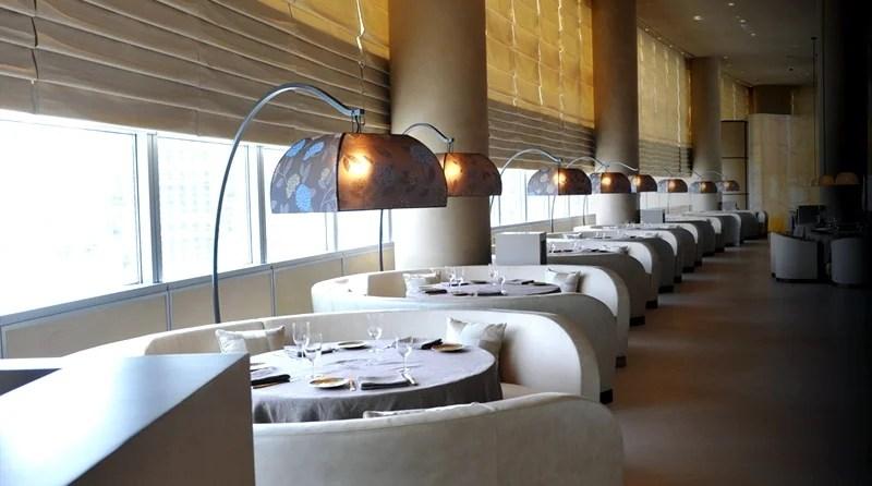 Armani Restaurant in Dubai