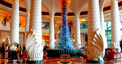 Atlantis Hotel Dubai Inside