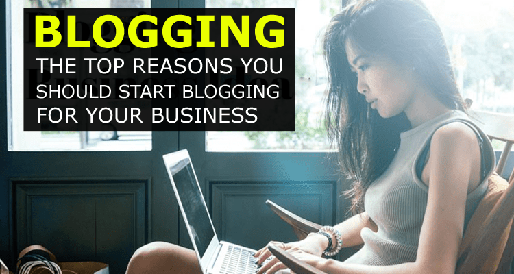 Blogging Reasons for Business