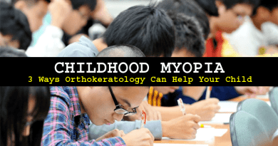 Childhoot Myopia