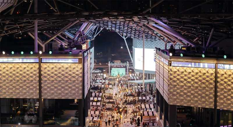 City Walk Dubai Exhibitions