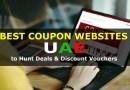 Best Coupon Websites in UAE to Hunt Deals and Discount Vouchers