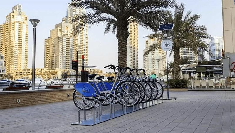 Cycling in Dubai Rules