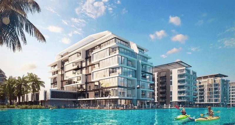 District One D1 in MBR City Dubai