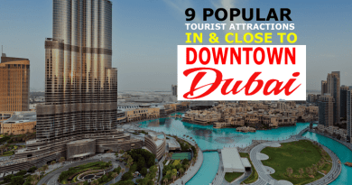Downtown Dubai Attractions