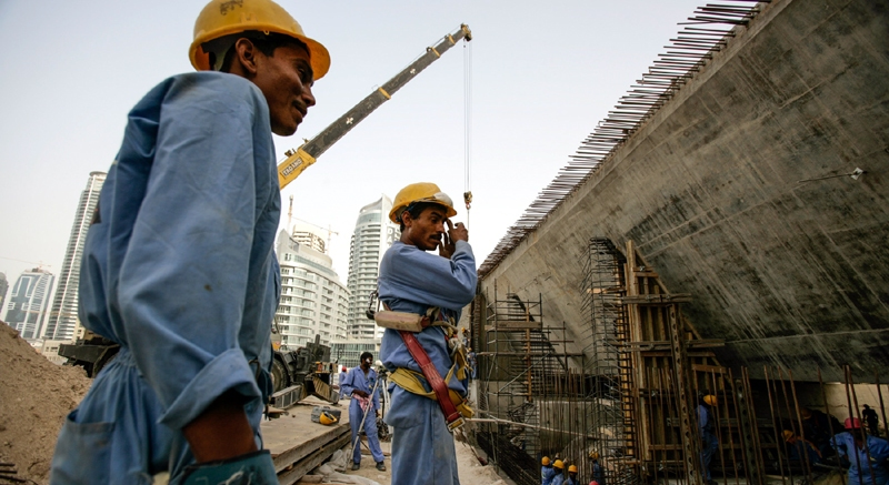 Construction Material Industry in Dubai