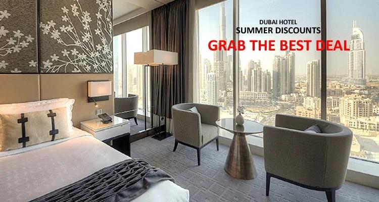 Dubai Summer Hotel Deals