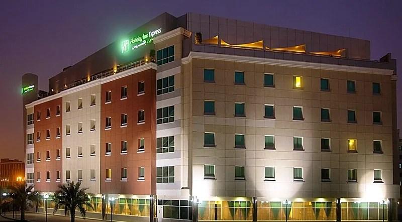 Hotels in Dubai Internet City