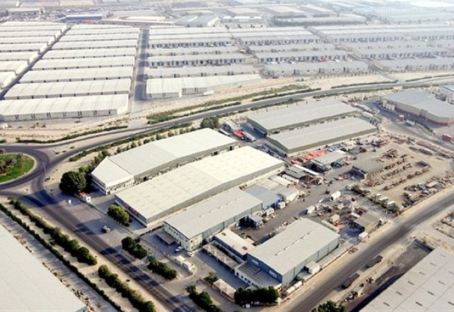 Dubai Investment Park - Industrial Zone