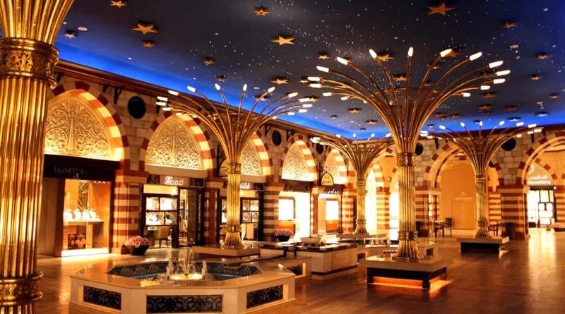 Dubai Mall Inside