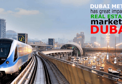 This is How Dubai Metro has Great Impact on Real Estates in Dubai
