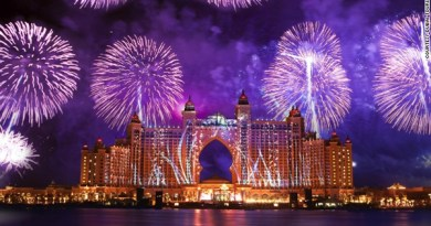 largest fireworks display world record