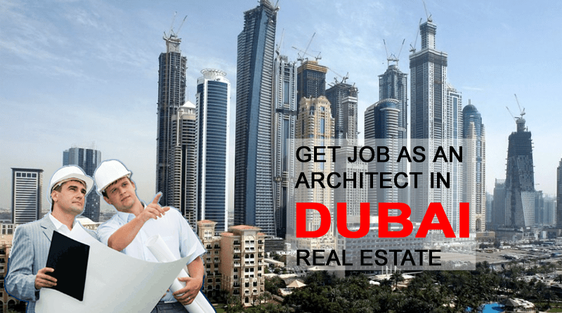 JJob in Dubai Real Estate Sector