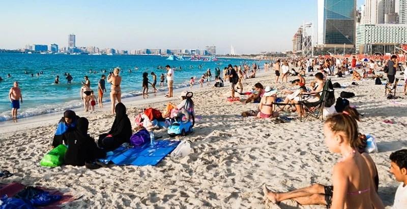Dubai Summer Heat