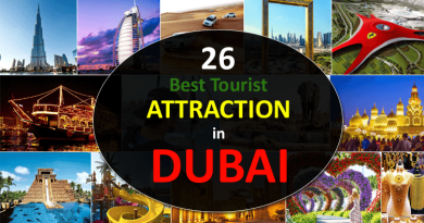 Dubai Tourist Attractions