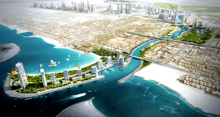 Dubai Water Canal Project