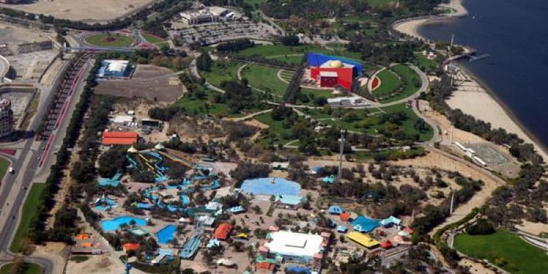 Dubai Wonderland and Splashland