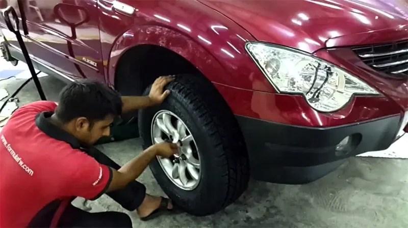 Flat Tyres in Dubai