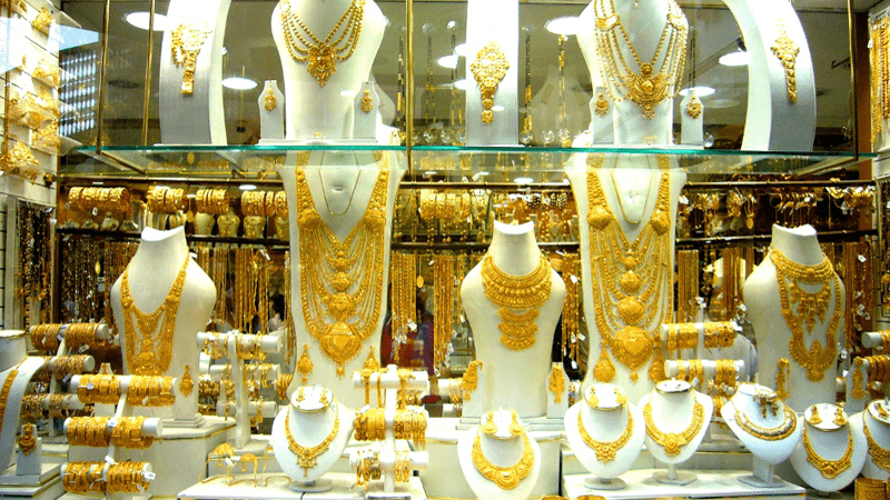 Gold Investment in Dubai