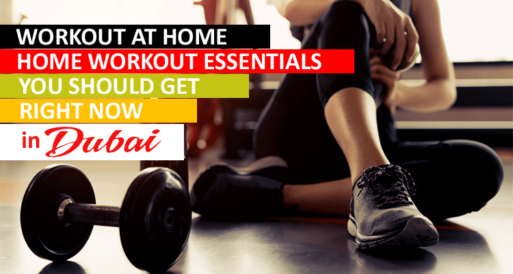 Home Workout Essentials in UAE